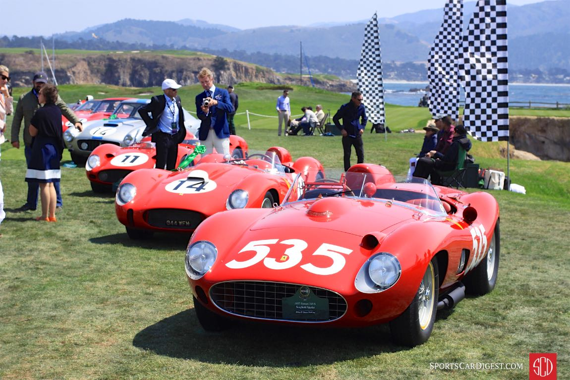 pebble beach concours d 39 elegance 2017 photos results and winners. Black Bedroom Furniture Sets. Home Design Ideas