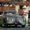 1954 Jaguar XK120 SE Pinin Farina Coupe Photo: Wouter Melissen)