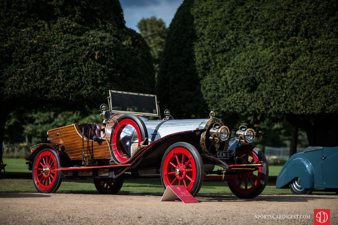 hampton court palace concours 2017 - photos, results, winners