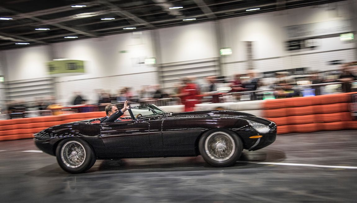 London Classic Car Show Photo Gallery Report - London classic car show 2018