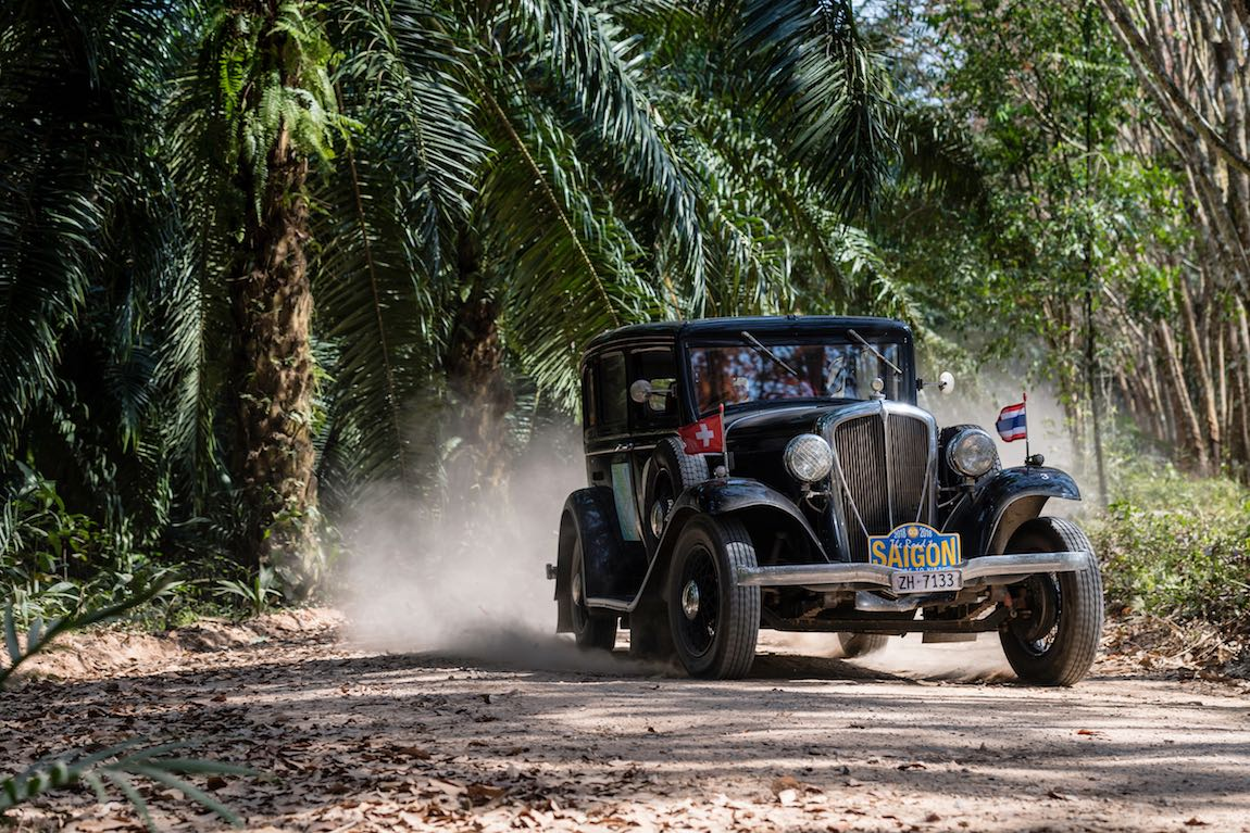 Road to Saigon Rally 2018 - Photo Gallery, Results