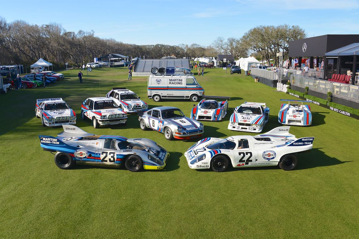 Amelia Island Car Show Auction