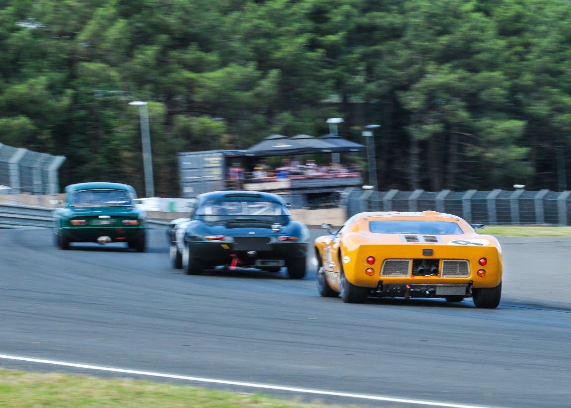 FORD GT40 MK1 1965