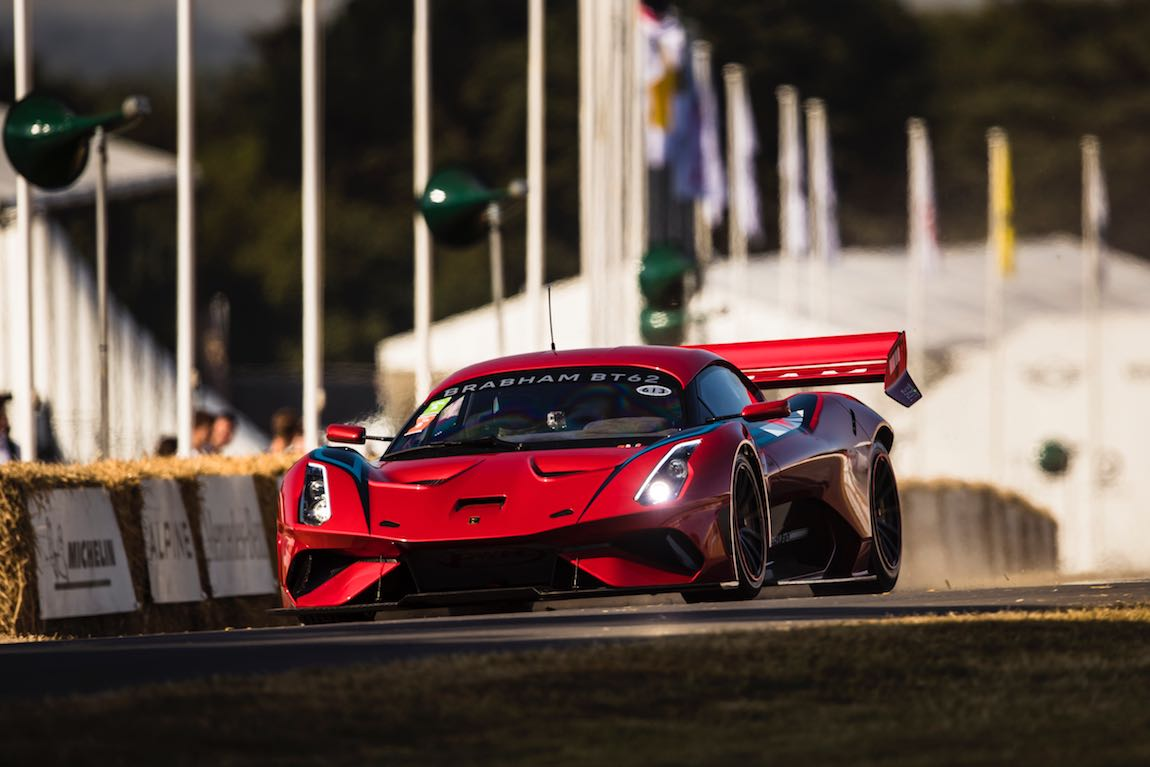 how to get to goodwood festival of speed