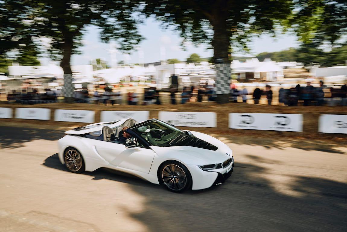 BMW i8 (photo: Dominic James)