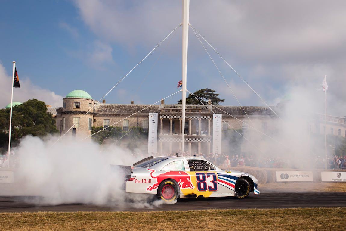 NASCAR Toyota Camry (Photo: Drew Gibson)