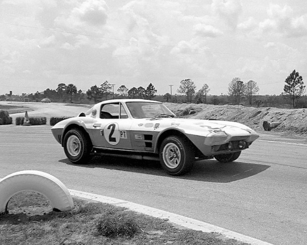 #2 Corvette Gran Sport