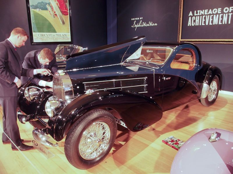 1938 Bugatti Type 57C Atalante