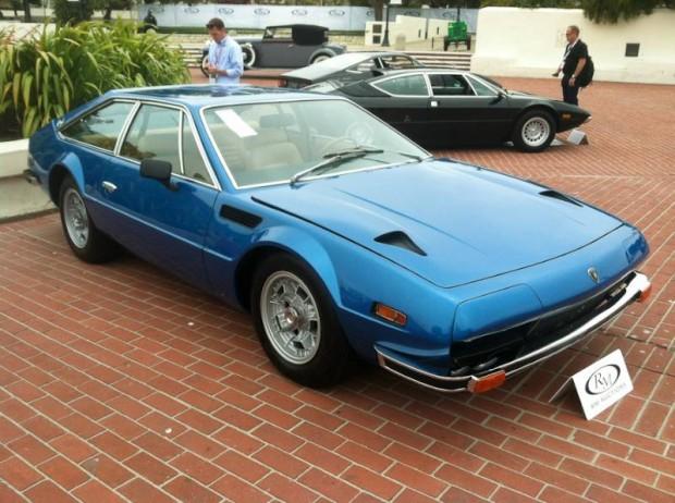 1972 Lamborghini 400 GT Jarama Coupe