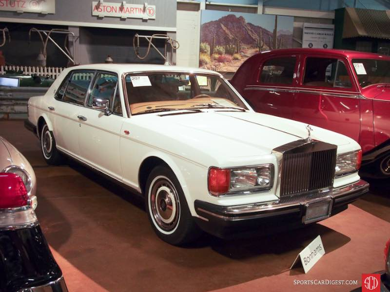 1994 Rolls-Royce Silver Spur III 4-Dr. Sedan