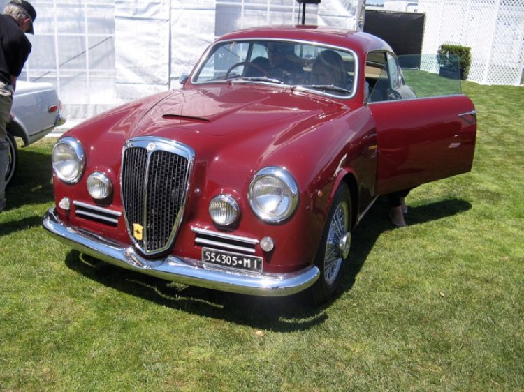 1955 Lancia Aurelia B20 GT 4th Series Coupe, Body by Pinin Farina
