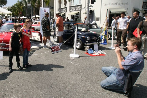 Rodeo Drive Concours Fathers Day