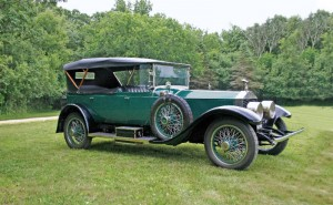 1921 Rolls-Royce Springfield Silver Ghost 40/50hp Oxford 7-Passenger Tourer