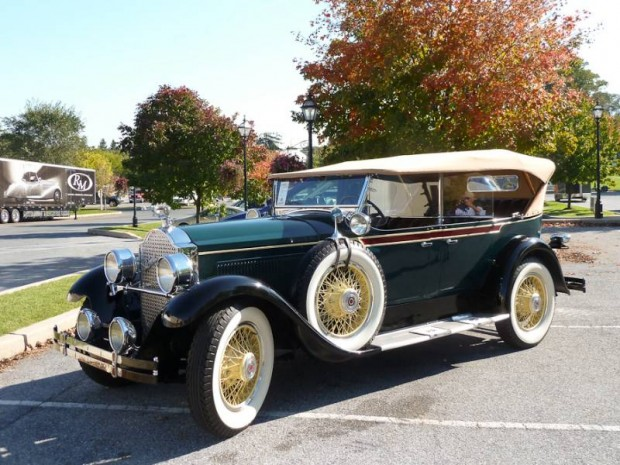 1928 Packard Six Phaeton