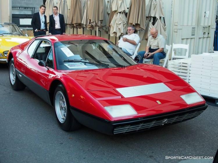 1974 Ferrari 365 GT4 BB Coupe, Body by Scaglietti