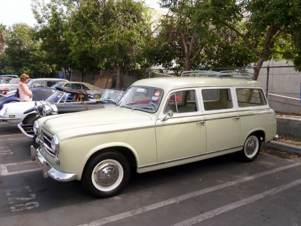 1960 Peugeot 403 4-Dr. Station Wagon