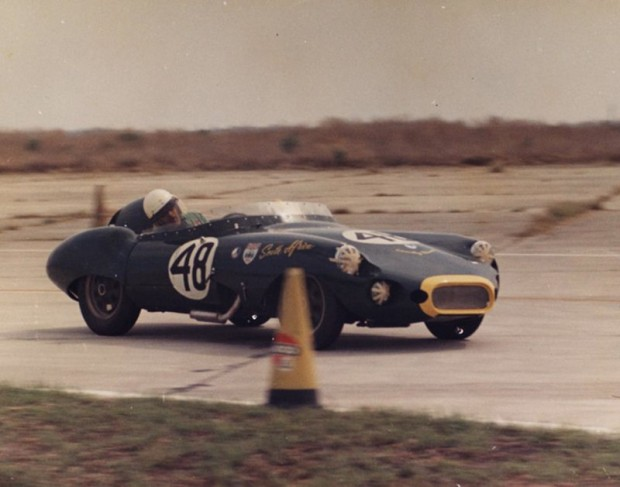 The Wylie/Dietrich Elva Mk II crashed in practice and never started.