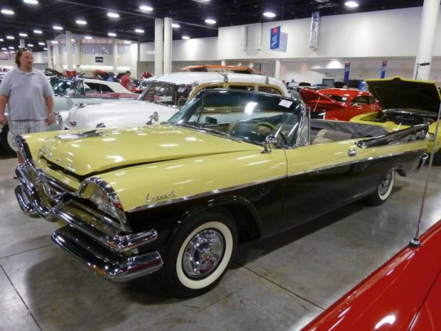 1957 Dodge Coronet Convertible