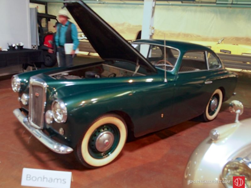 1955 Arnolt-MG Coupe, Body by Bertone