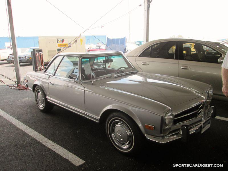 1968 Mercedes-Benz 280SL Convertible