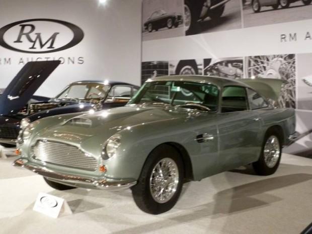 1960 Aston Martin DB4GT Coupe