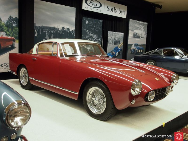 1957 Ferrari 250 GT Coupe, Body by Boano