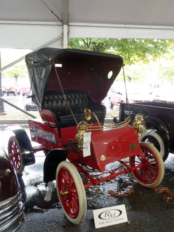 1904 Northern Runabout