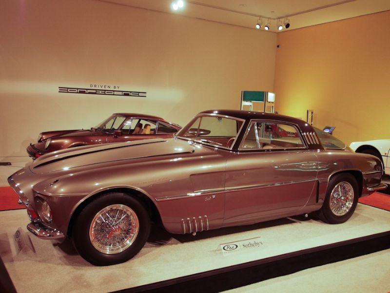 1953 Ferrari 250 Europa Coupe, Body by Vignale