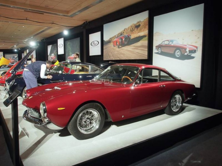 1963 Ferrari 250 GT/L Lusso Berlinetta, Body by Pininfarina/Scagliett