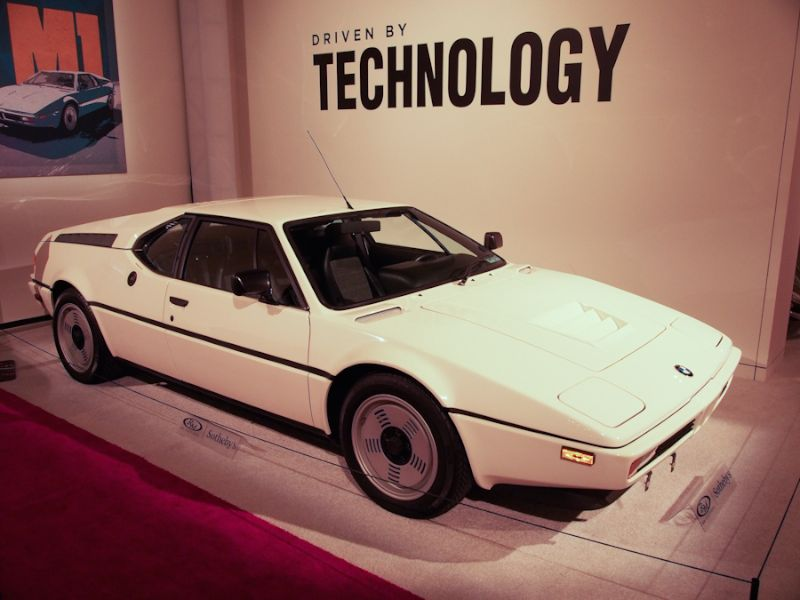 1981 BMW M1 Coupe