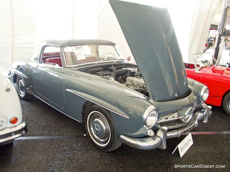 1961 Mercedes-Benz 190SL Roadster