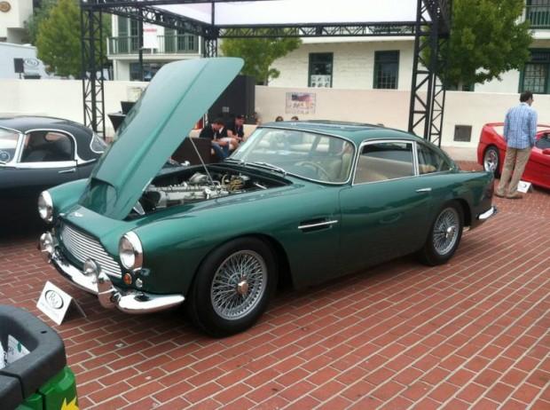 1960 Aston Martin DB4 SII Coupe