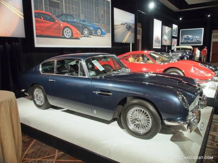 1967 Aston Martin DB6 Vantage Coupe