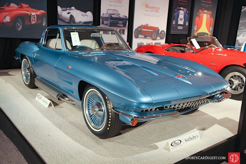 1964 Chevrolet Corvette Coupe Showcar