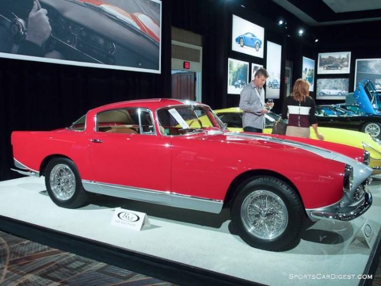 1955 Ferrari 250 GT Europa Coupe, Body by Boano
