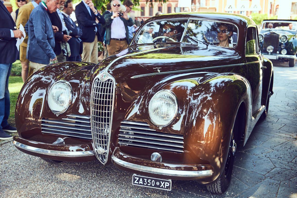 1944 Alfa Romeo 6C 2500 Sport by Turinga