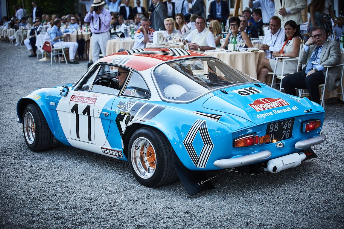 1973 Alpine-Renault A110