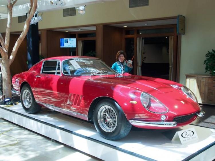 1967 Ferrari 275 GTB/4 Berlinetta, Body by Pininfarina-Scaglietti