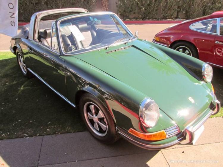 1969 Porsche 911S Targa