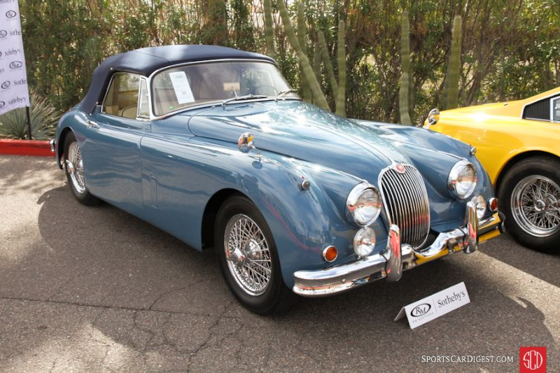 1960 Jaguar XK 150 3.8 Drophead Coupe