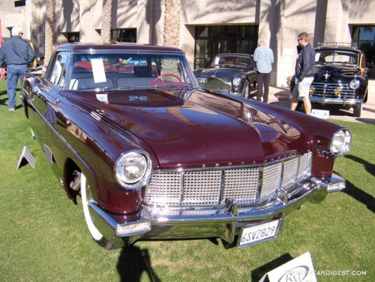 1956 Continental Mark II Hardtop