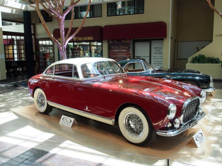 1953 Ferrari 250 Europa Coupe, Body by Pinin Farina