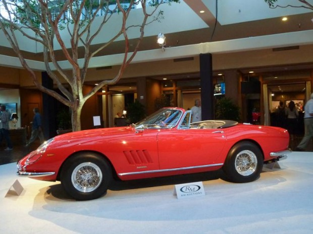 1967 Ferrari 275 GTB/4S N.A.R.T. Spider