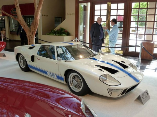 1967 Ford GT40 Mark I Coupe