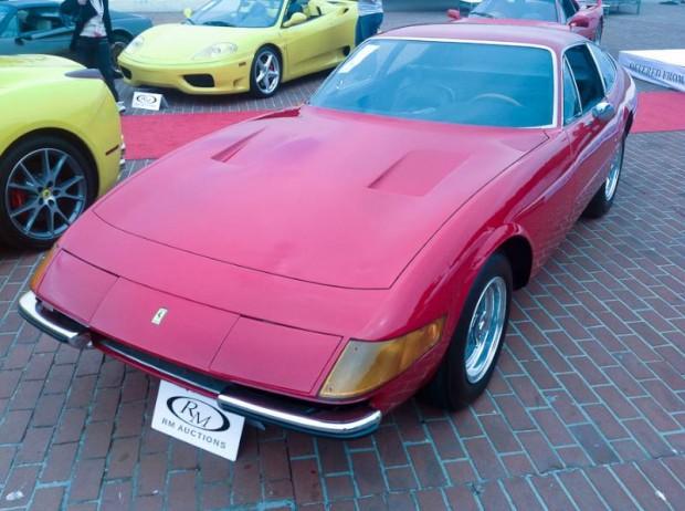 1970 Ferrari 365 GTB/4 Daytona Coupe