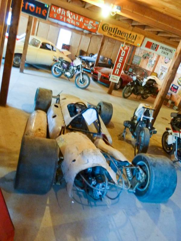 1964 Halibrand Shrike American Red Ball Indy Racecars