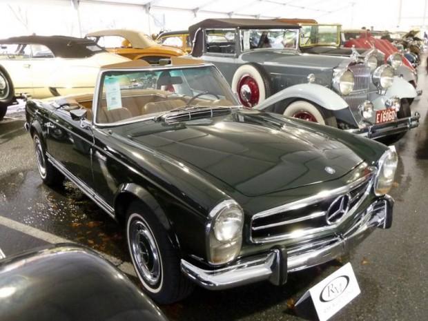 1968 Mercedes-Benz 280SL Roadster