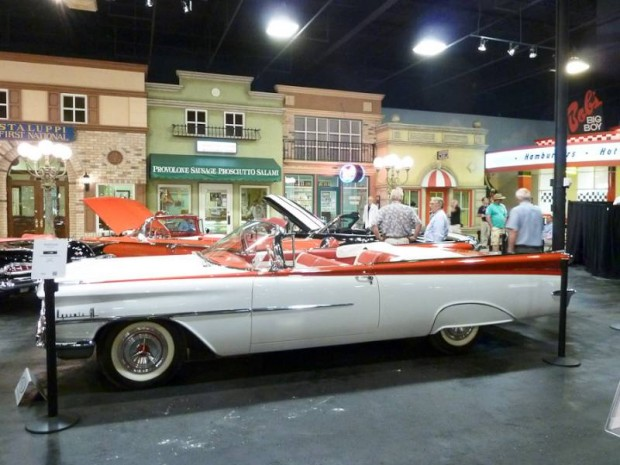 1959 Oldsmobile Dynamic 88 Convertible