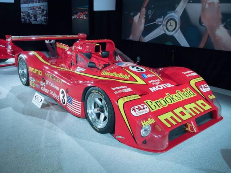 1998 Ferrari 333 SP Sports Racer