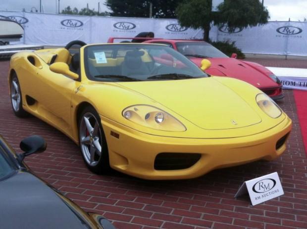 2002 Ferrari 360 F1 Spider